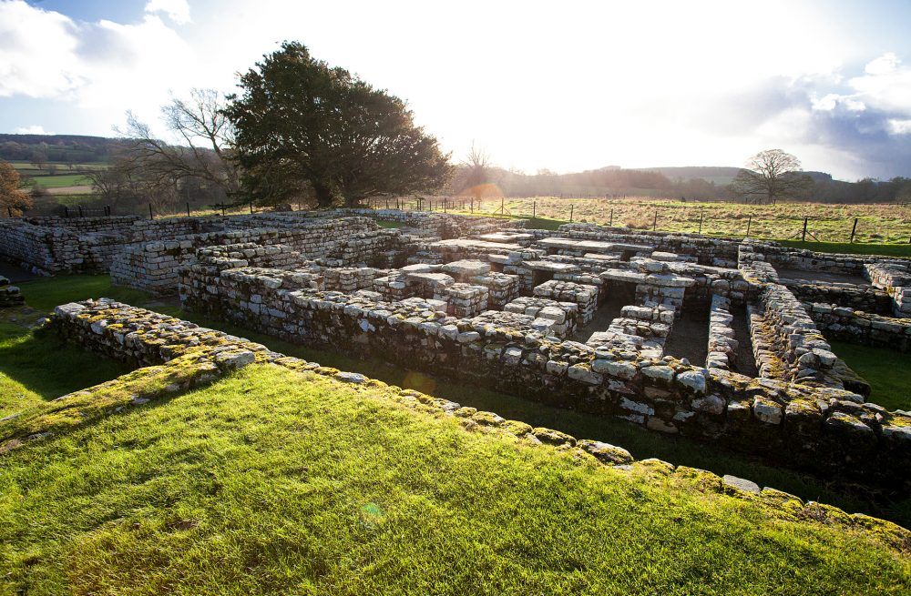 Barracks at Hadrian's Wall