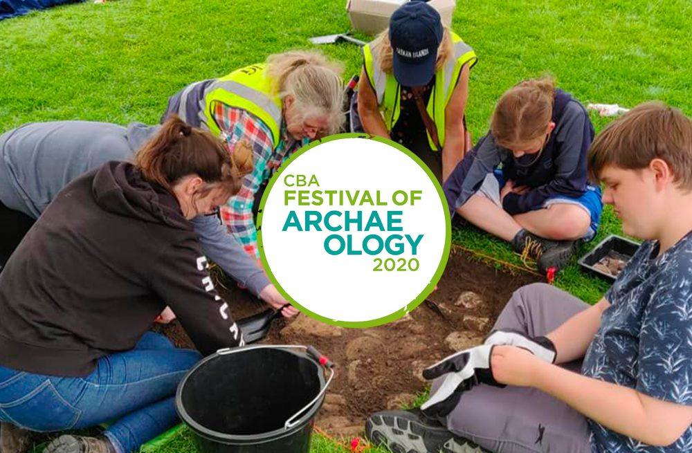CBA Festival of Archaeology 2020