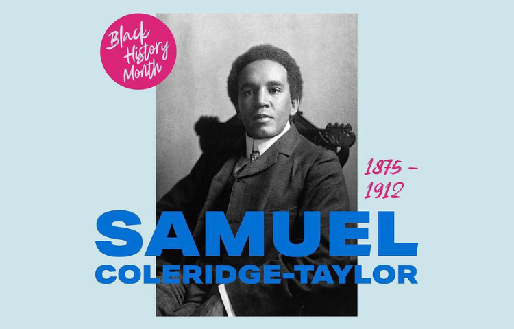 Photo of Samuel Coleridge-Taylor