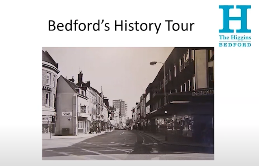 Image of a Bedford street