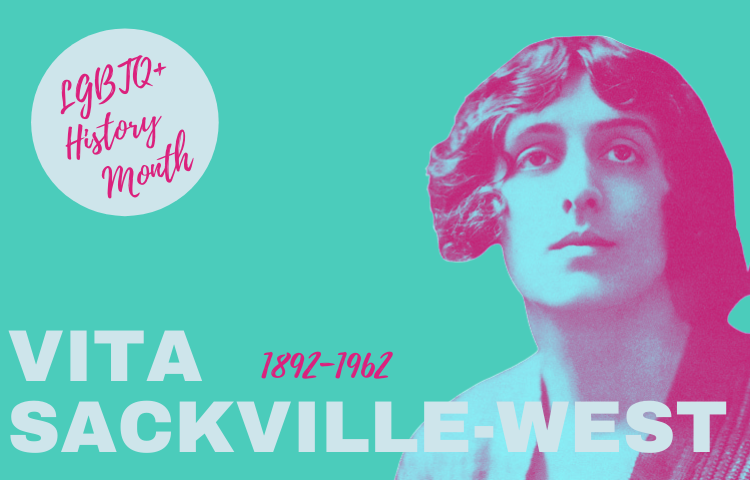 Graphic of Vita Sackville-West