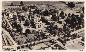 Satellite image of Littlemore Hospital