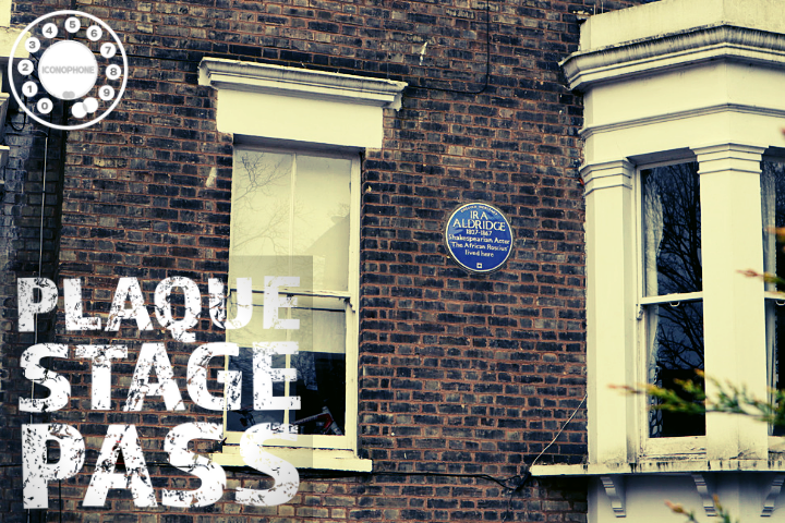 Image of the Blue Plaque