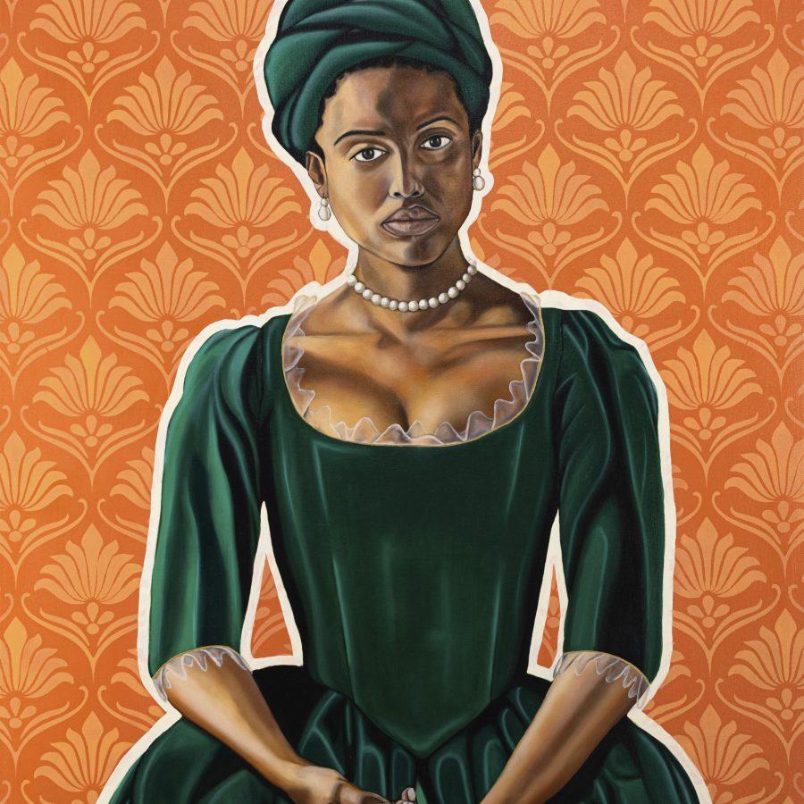 Dido Belle portrait